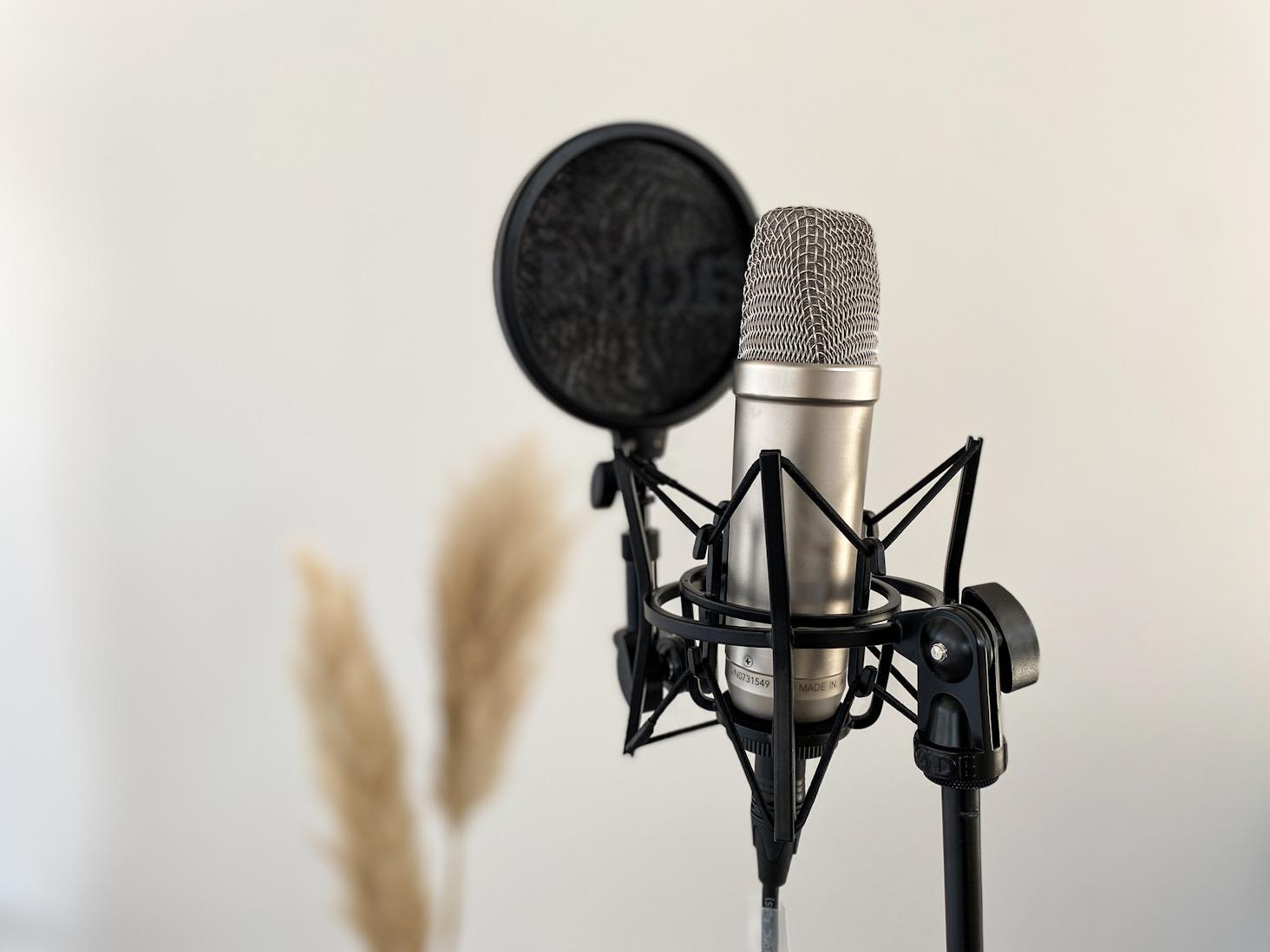 Rode-mikrofoni